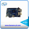Open source development module powerful than Raspberry PI Banana Pi M1+,Dual core,1Ghz ARM7