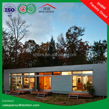 20ft 40ft fast construction prebuilt container house kit modern design luxury dubai container house
