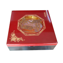 custom made luxury varnish decorative wooden chocolate box