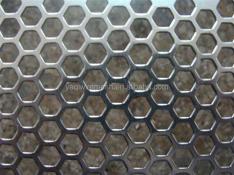 High quality round hole perforated metal panel/perforated metal sheet/aluminum perforated metal made in China