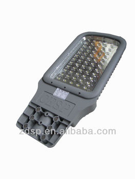 led solar parking lot light