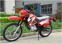 200cc 4 Stroke Dirt Bike with ZONGSHEN Engine