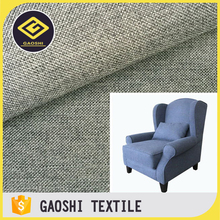 Wholesale China Factory 600D Double Color PU Backing Polyester Fabric for Sofa Chair