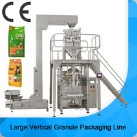 Multi Heads Weigher Packing machine for chips, beans, nuts