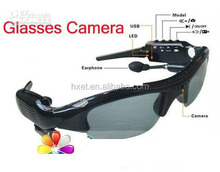 Mini MP3 DVR Sunglasses Camera Manual Small HD Hidden Video Camera
