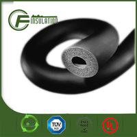 Thermal insulation for cars heat pipe rubber foam tube