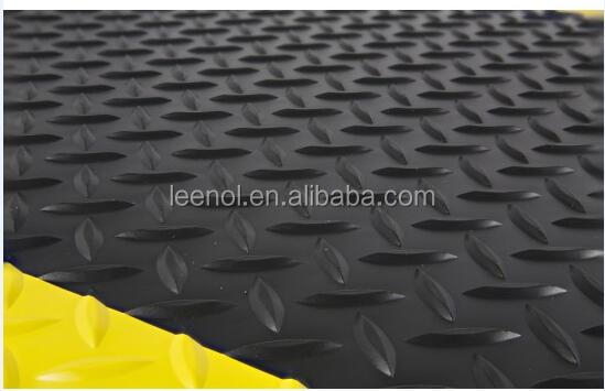 LN-E418 PVC ESD Electrical Rubber Anti-fatigue Mat