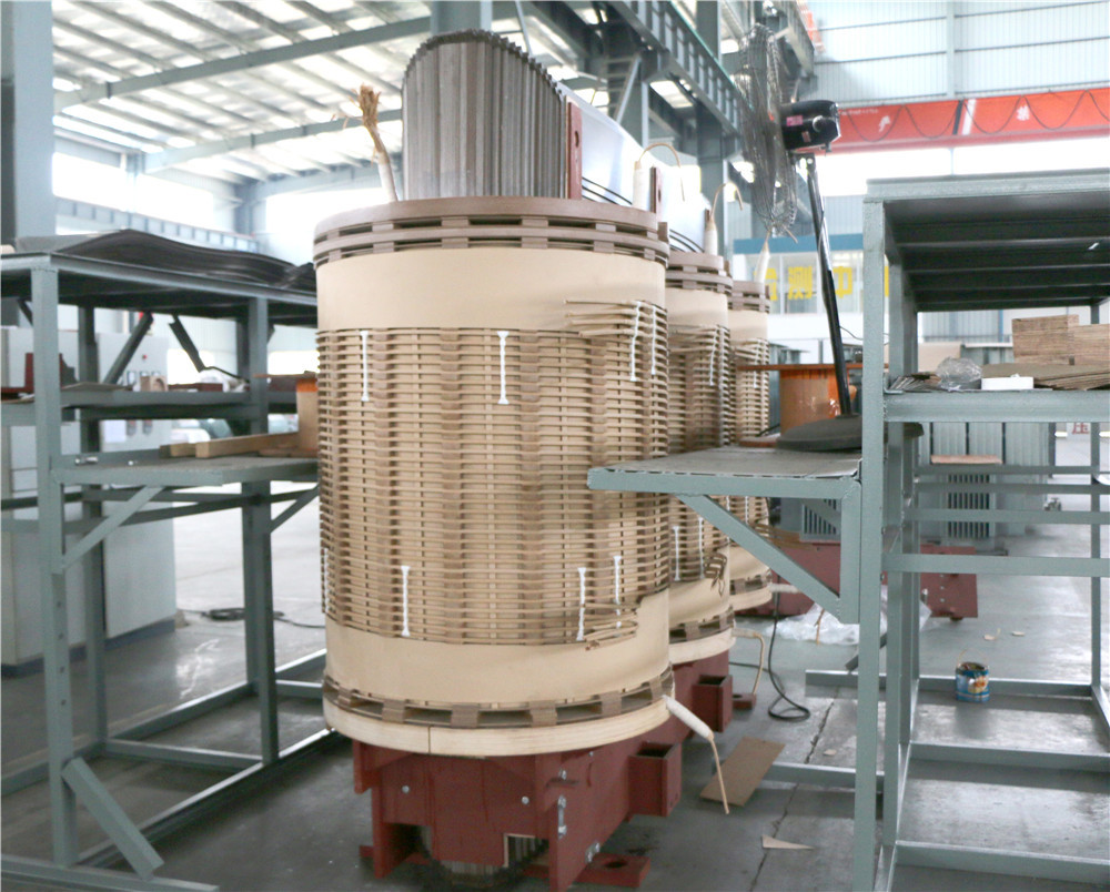 11kv-35kv 3 phase Full-sealed Oil immersed electronic power distribution Transformer