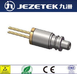 Double fiber DFB Receptacle 1310nm LC TOSA High speed long distance with isolator