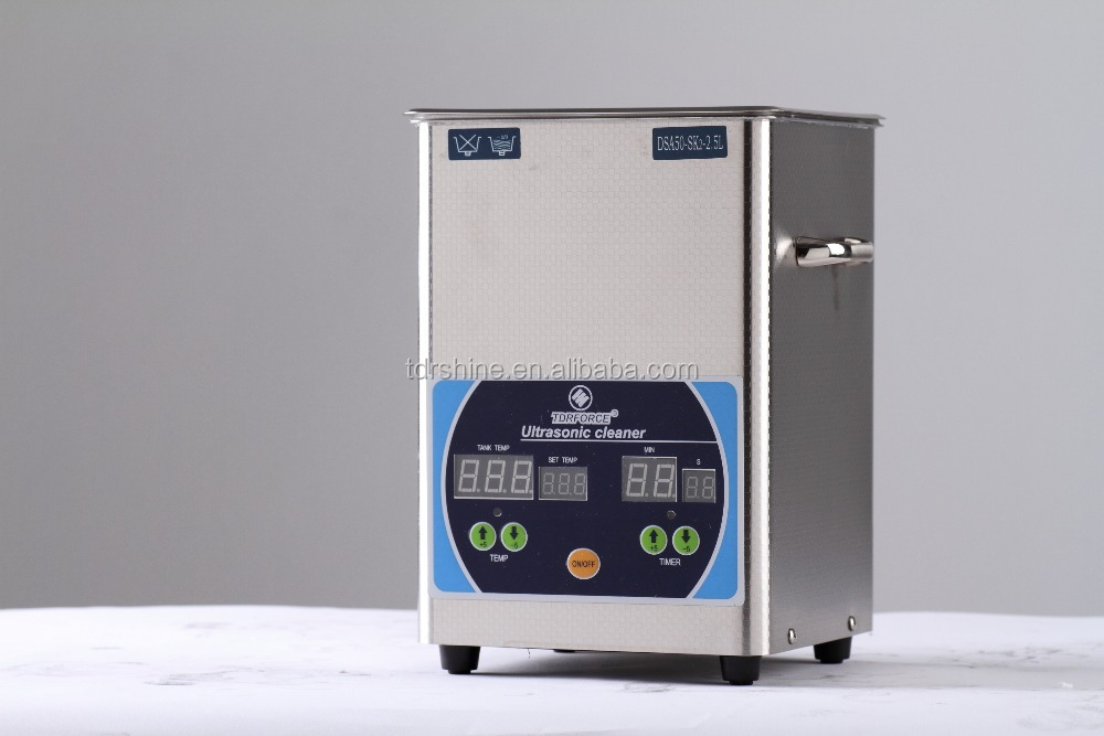 Digital display timing function Ultrasonic Cleaner