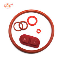 Colorful Heat Resistance Silicone Autoclave Rubber Seal