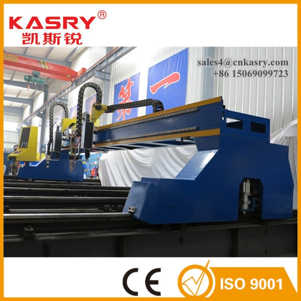 KASRY KR-PL Hot Sale Gantry CNC Stainless Steel Sheet Cutting / Automatic Sheet Cutting / Plasma CNC Machine