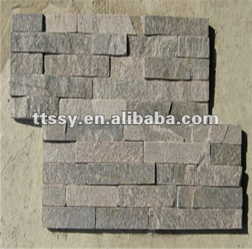 Slate Wall tile covering stone