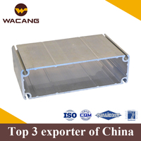 Power coating new product aluminium extrusion tent profiles