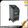 HO-X800 Fully-Auto Car A/C Refrigerant Recovery Machine with Cleaning