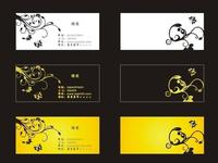 2016 high quality paper calling card, paper visiting card,paper business card printing