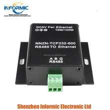 NNZN-TCP232-600 RS485 serial port server 485 to Ethernet MODBUS RTU to TCP