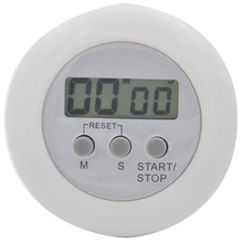 Y-3006 round shape bracket digital countdown timer