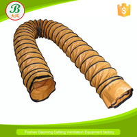 4inch 60inch Insulated Ventilation Flexible Duct