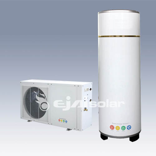 250L Air source heat pump for swimming pool
