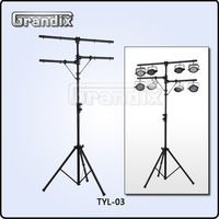 TYL-03 American Dj Lighting Tripod Stand With T Bar
