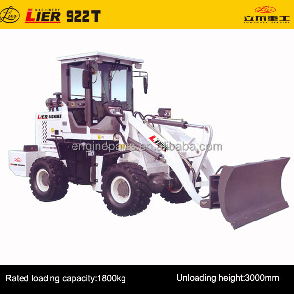 manufacture of Lier -922T 1.8tons Snow Grader