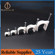 Large Size to Small Size High Quality Cable Clip Concrete Nails/Steel Nails