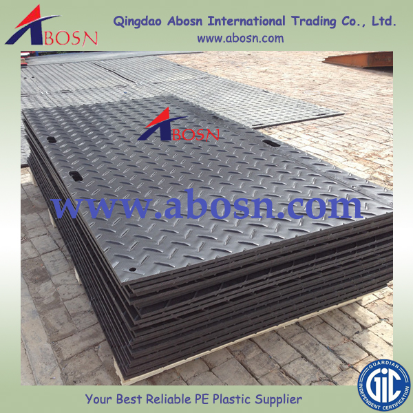 Good quality Light HDPE mat/Temporary road mat/Beach Access Matting for walking