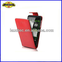 Flip Leather Case For Blackberry Z10 BB10,Laudtec