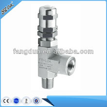 pressure safety valve,air compressor safety valve,safety relief valve