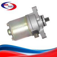 STARTER MOTOR FOR SCOOTER MOPED ATV QUAD 50CC 90CC 2 STROKE ENGINE