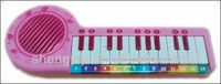 music instrument, children toy piano,sound keyboard