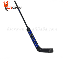 custom design composite fiberglass carbon hockey goalie stick