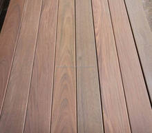 140x21mm Brazilian Ipe terrace wood decking