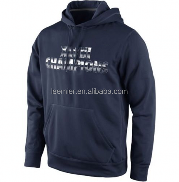 100% cotton custom sports extra large zip up hoodies