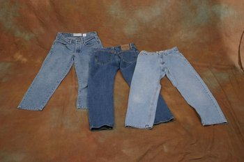 Refurbished Clothing Jeans