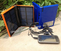 Mobile Travel Charger Portable Solar Smartphone Power Bank