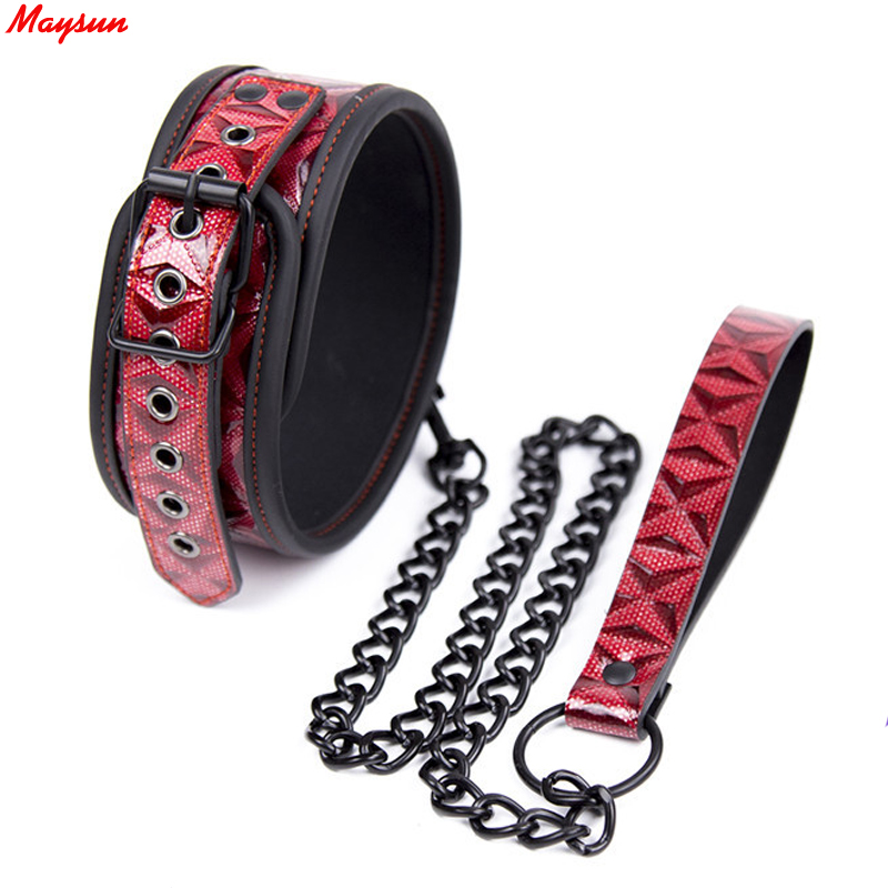 High Quality Bondage Cuffs Custom Dog Collar