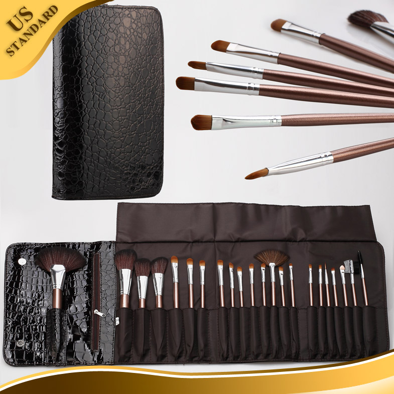Latest fashion individual face make up brushes