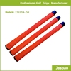 Orange Golf Grips With PU Material