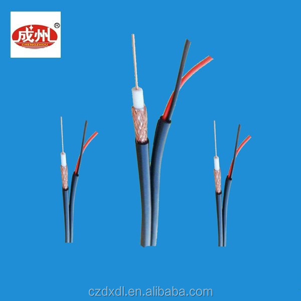 Best selling digital tv coaxial cable / coax kabel / optical audio cable