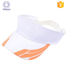 2018 Promotional fashion wholesale top quality ladies sun visor cap