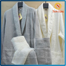 2015 hit men to live in a bathrobe female cotton chenille bathrobes