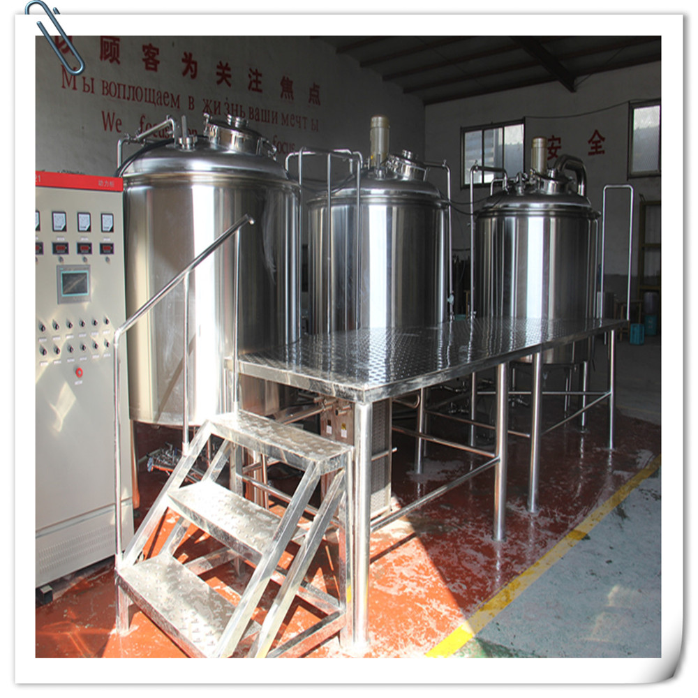 Hot Sale 8hl European Stand Brewery Factory Micro Beer Brewery Equipment, Beer Brewing