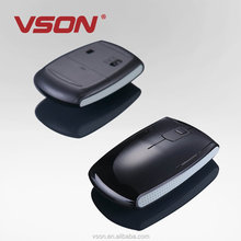 VSON 2.4g wireless mouse with laser pointer