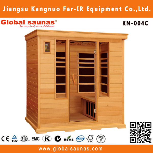 infrared salt sauna cabin for sale
