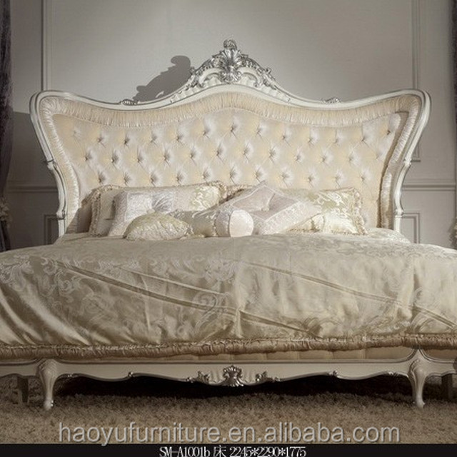 SM-A001B 2015 newest classic european style bedroom furniture