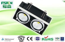 CE ROHS Approved Ceiling Mounted Led Light Fixture, Multicolor Changing Stage Light Led Down Light Spotlight