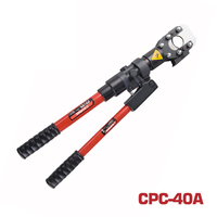 7T Manual Hydraulic Steel wire cable Cutter Tool