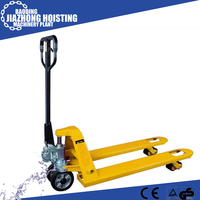 2.5T Hand pallet truck with brake model SBB